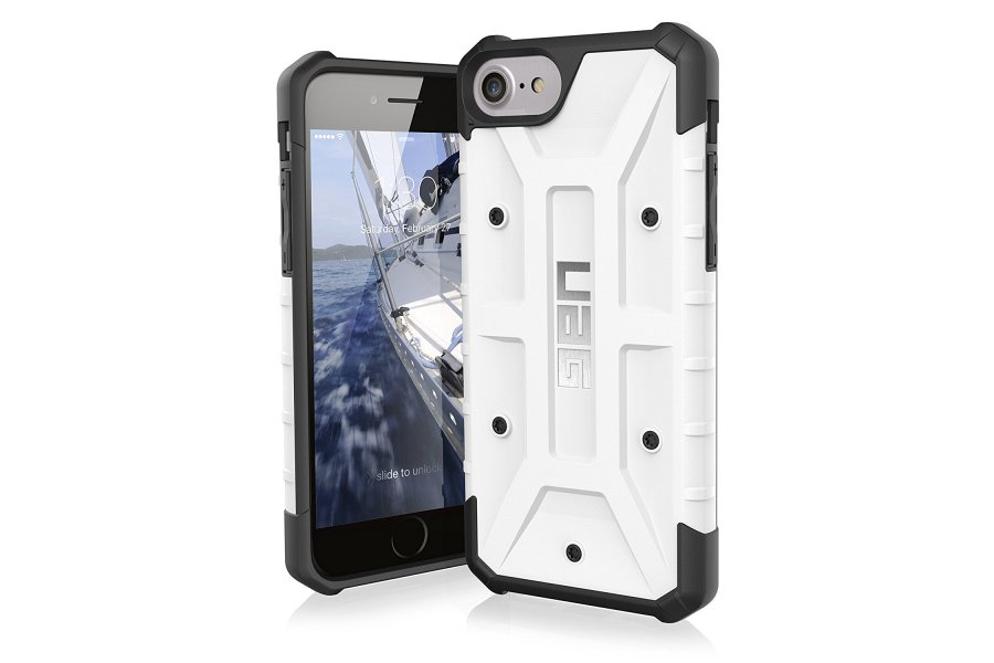 Чехол Urban Armor Gear (UAG) Navigator Case for iPhone 7/8 White