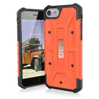 Чехол Urban Armor Gear (UAG) Navigator Case for iPhone 7/8 Orange