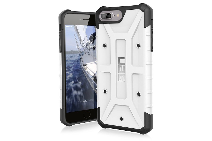 Urban Armor Gear (UAG) Navigator Case for iPhone 7/8 Plus White