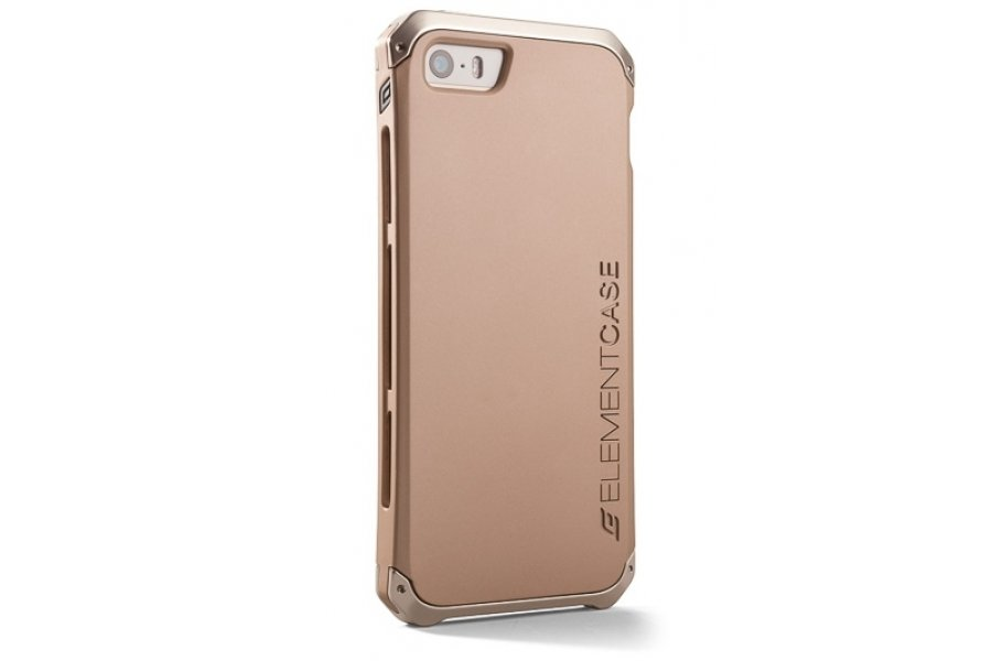 Element Case Solace iPhone 5/5s Gold