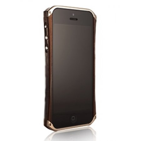 Фото - Element Case Ronin FE Nickel/Ziricote Wood для iPhone 5/5S. Replica made in USA