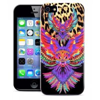 Чехол для iPhone 5/5S Justcavalli Wings Black