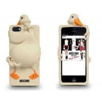 Чехол Moschino iPhone 4/4S Гусь