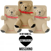 Moschino Gennarino Bear iPhone 4|4S