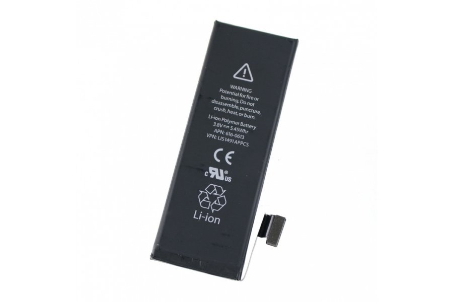 Оригинальная батарея для iPhone 5S 3.8V 1560 mAh