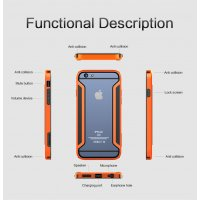 Бампер для iPhone 6 Small Waist