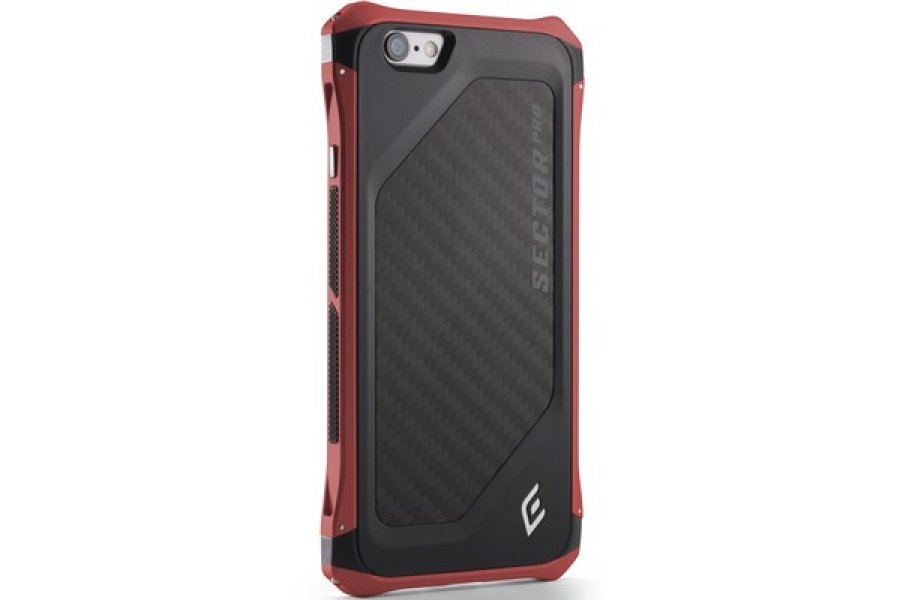 Element Case Sector Pro Red/Black (EMT-0040) for iPhone 6