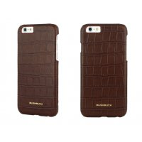 Кожаный чехол Bushbuck BARONAGE CAIMAN Genuine Leather для iPhone 6
