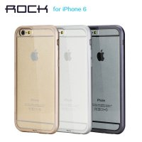 Чехол для iPhone 6/6s Rock Ultrathin Aircraft Aluminium
