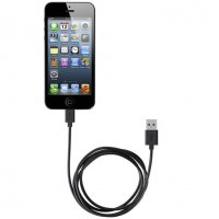 USB кабель Belkin iPhone 5/5S/5C/6/6 Plus with 8-Pin Lightning