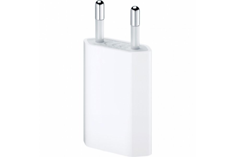 Сетевое зарядное устройство Apple USB Power Adapter USB Cable for iPhone / iPad / iPod