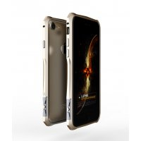 Бампер для iPhone 7/8 Halberd Rotary Gold