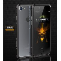 Бампер для iPhone 7 Luphie Ultra Black