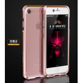 Бампер для iPhone 7/8 Plus Luphie Ultra Rose Gold