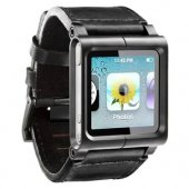 Чехол LunaTik Chicago Collection for iPod nano 6gen Black