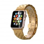 Браслет Steel Watch Band Dark Gold For Apple Watch 38mm/ 42mm