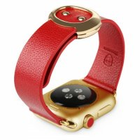 Ремешок Baseus Series Women watchband 38mm For Apple Watch Red
