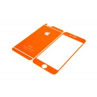 Cтекла для iPhone 6/6s Orange