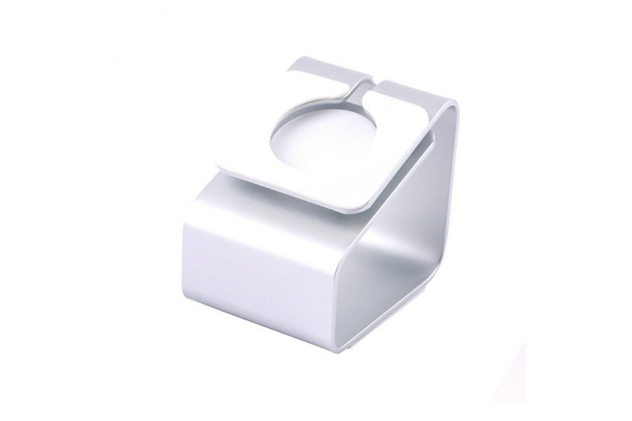 Док-станция Metal Stand Apple Watch White