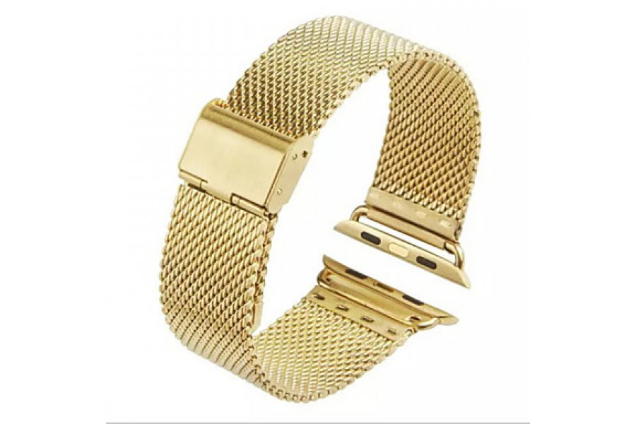 Apple Watch 38mm/42mm Space Gold Stainless Steel Case