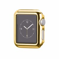 Чехол HOCO Defender Series Plating Gold для Apple Watch 38/42mm