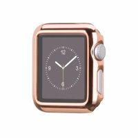 Чехол HOCO Defender Series Plating Rose Gold для Apple Watch 38/42mm