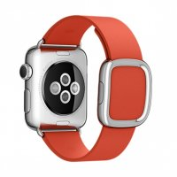 Браслет Red Modern Buckle for Apple Watch 38/42mm