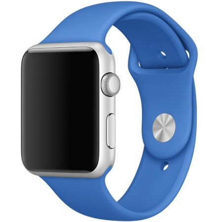 Фото - Ремешок Silicone Royal Blue Band for Apple Watch 38/42mm