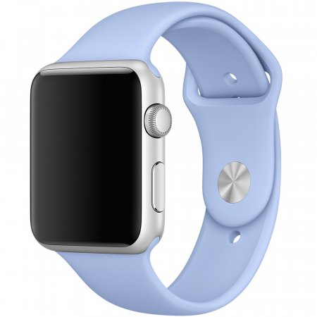 Фото - Ремешок Silicone Lilac Band for Apple Watch 38/42mm