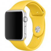 Ремешок Silicone Yellow Band for Apple Watch 38/42mm