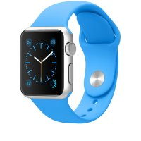 Ремешок Blue Sport Band for Apple Watch 38/42mm