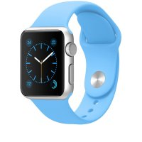 Ремешок Light Blue Sport Band for Apple Watch 38/42mm