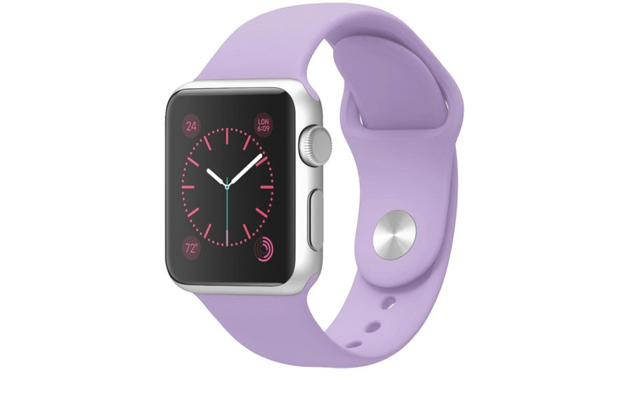Ремешок Lavender  Sport Band for Apple Watch 38/42mm