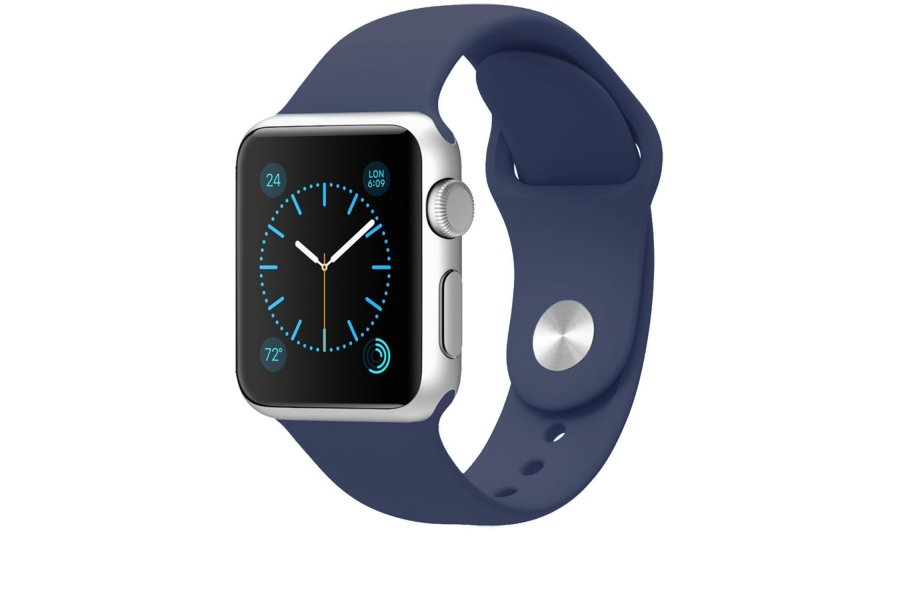 Ремешок Midnight Blue Sport Band for Apple Watch 38/42mm
