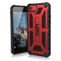 Чехол Urban Armor Gear (UAG) Monarch Case для iPhone 7/8 Crimson