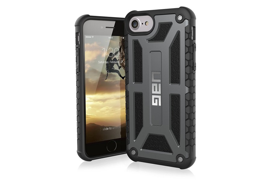 Urban Armor Gear (UAG) Monarch Case для iPhone 7/8 Grey