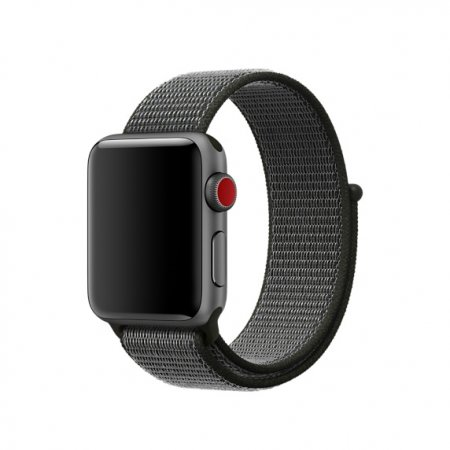 Фото - Apple Watch 38/42mm Dark Olive Sport Loop (magnetic)