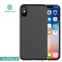 Чехол Nillkin carbon for iPhone X