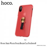 Чехол HOCO red for iPhone X
