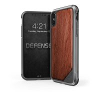 X-Doria Defense Lux iPhone X - Wood