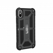 Чехол UAG Monarch Graphite для iPhone X/Xs