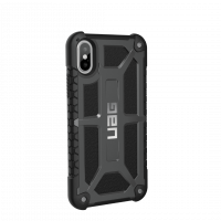 Чехол UAG для iPhone X Monarch Graphite