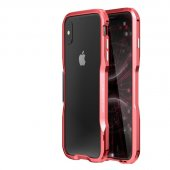 Бампер Luphie Ultra Luxury Red for iPhone X/Xs