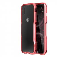 Бампер Luphie Ultra Luxury Red for iPhone X