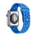 Ремешок Silicone with Flat Blue for Apple Watch 38/42mm