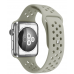 Ремешок Silicone with Flat Gray for Apple Watch 38/42mm