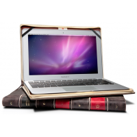 Чехол Twelvesouth Leather Case BookBook for MacBook Air 13 / Pro 13 / 15 retina