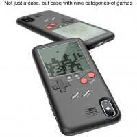 Чехол Tetris Case iPhone X/Xs Black