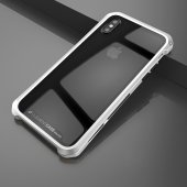 Чехол Element Case Template Glass For iPhone X/Xs Silver