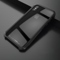 Чехол Element Case Template Glass For iPhone X/Xs Black